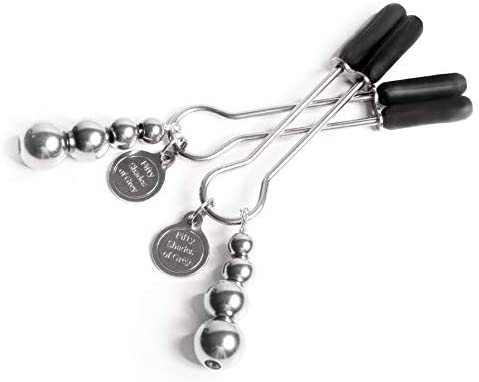 Fifty Shades of Grey Adjustable Nipple Clamps