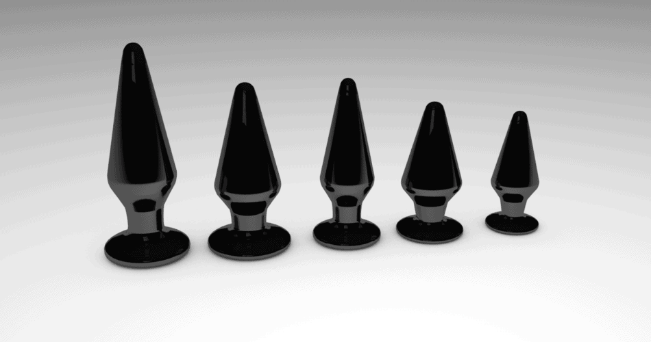 anal sex toys complete buying guide