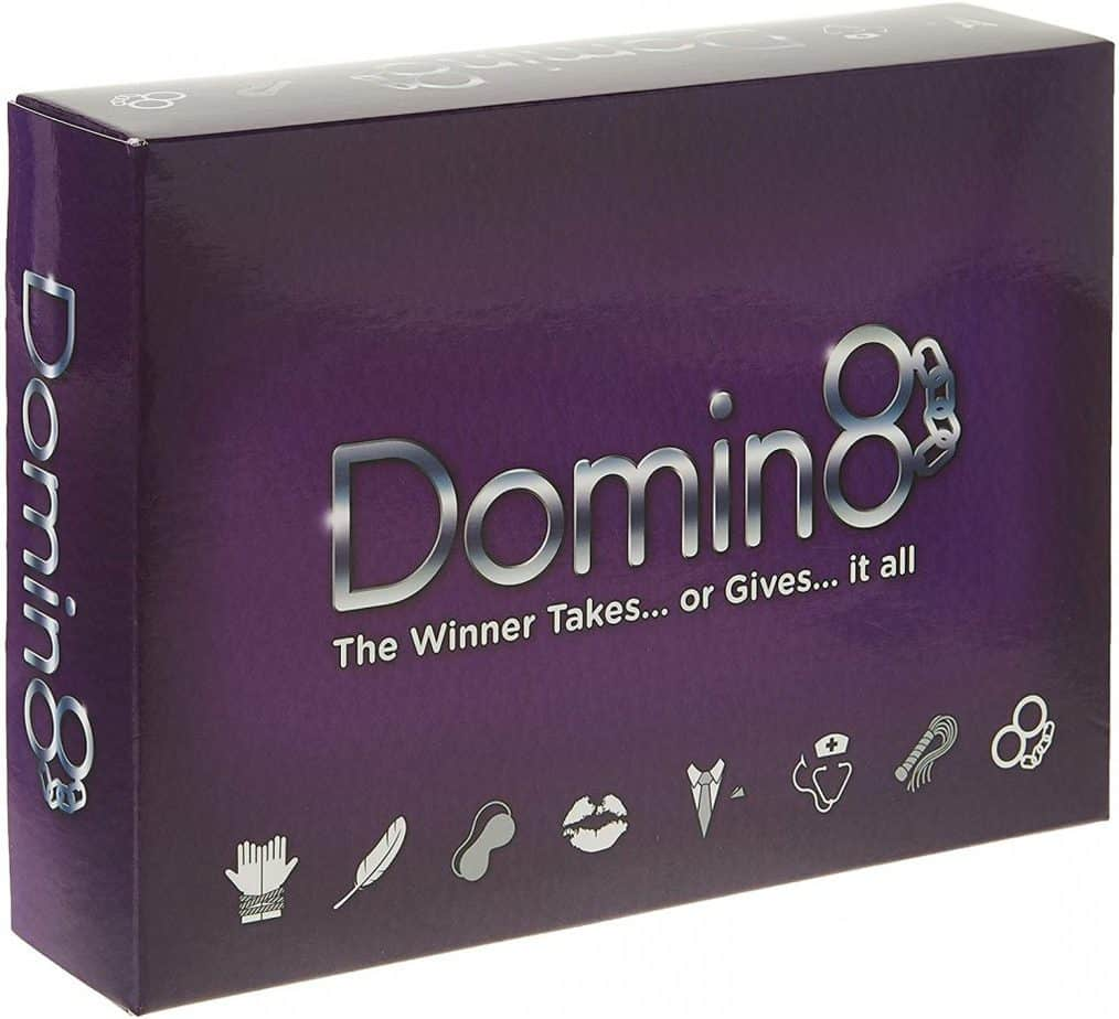domin8 quickie board sex game for couples