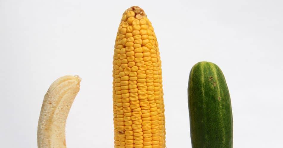 phallic-fruit-and-vegetables-symbolising-womens-sex-toys