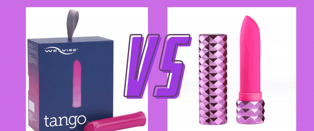we-vibe-tango-vs-roxie-bullet-on-purple-background